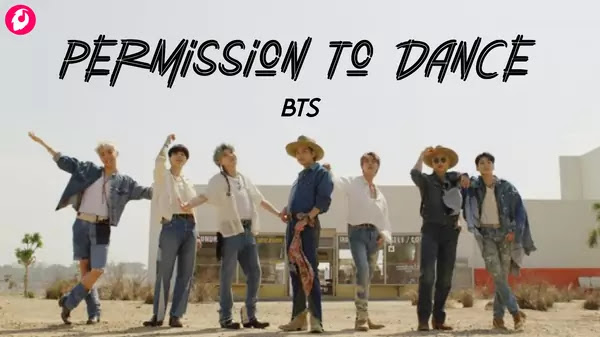 BTS – Permission To Dance Lyrics in English