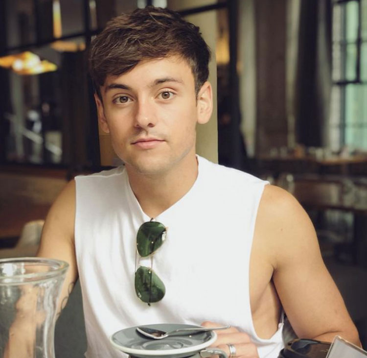 Tom Daley Wiki, Husband, Height, Age, Family, Biography & More - Famous People Wiki