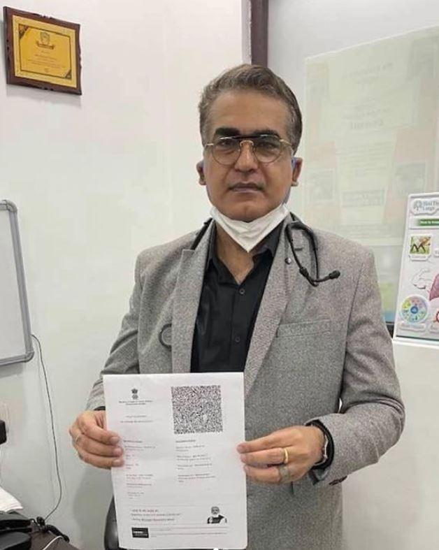 Dr. Hemant Kalra