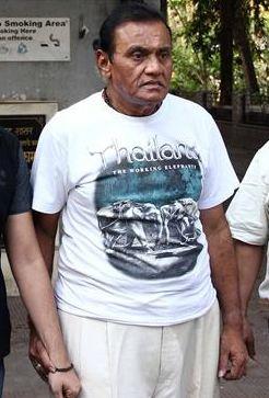 Nanda's brother Jaiprakash Karnataki