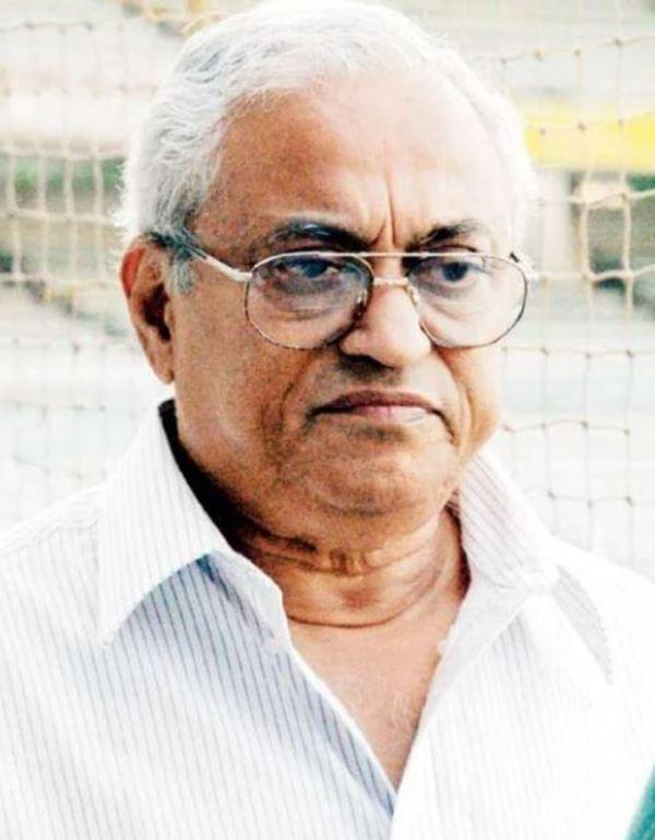 Dilip Sardesai, father-in-law of Sagarika Ghose
