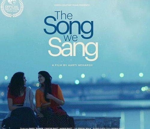 Ayushi Gupta in The Song We Sang