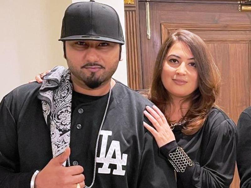 Shalini Talwar and Yo Yo Honey Singh