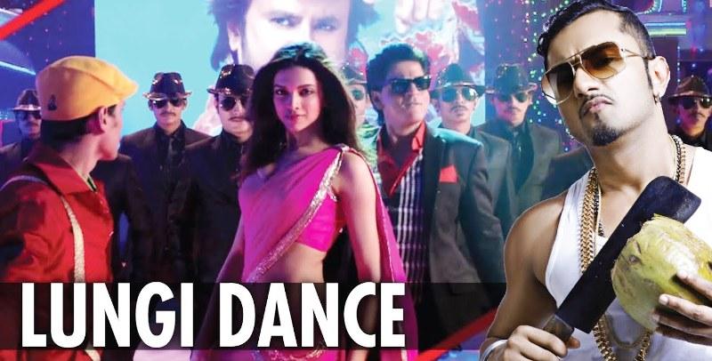 Lungi Dance (2013)