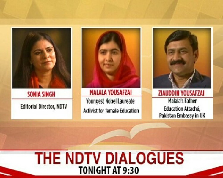 Sonia Singh on the NDTV dialogues