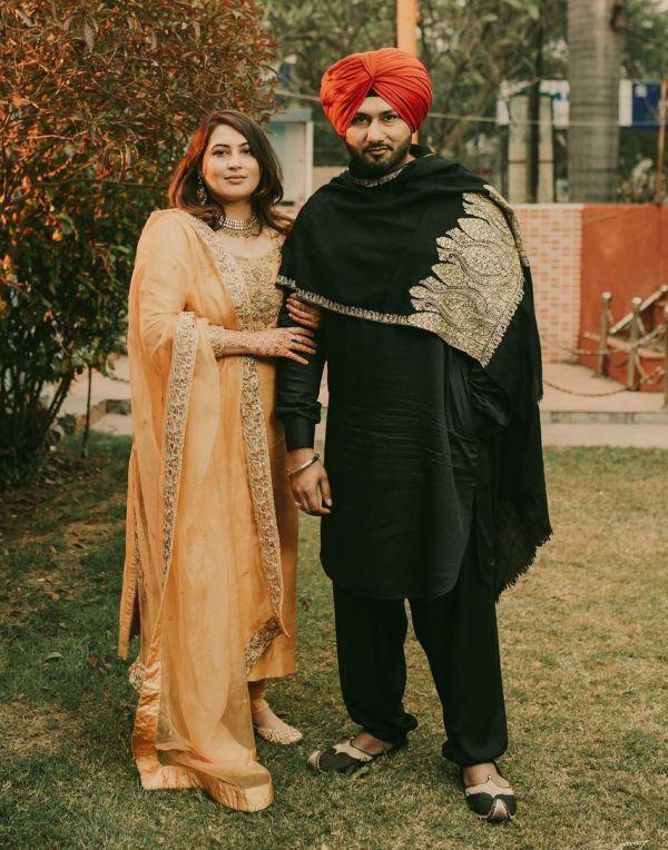 halini Talwar and Yo Yo Honey Singh