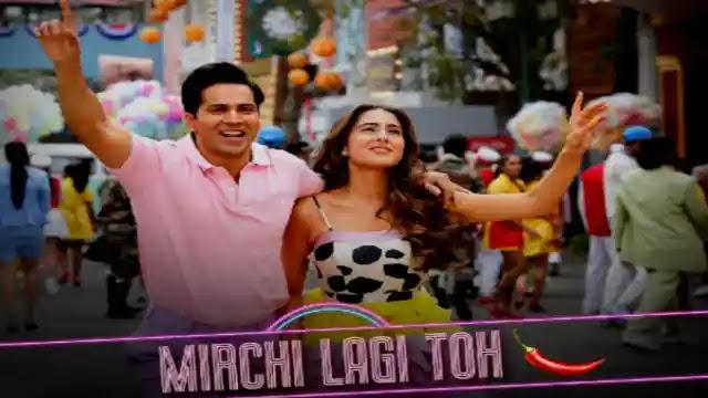 Mirchi Lagi Toh (Lyrics) by Coolie No. 1 | Kumar Sanu