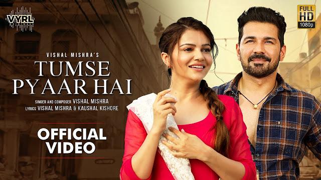 Tumse Pyaar Hai Lyrics In English